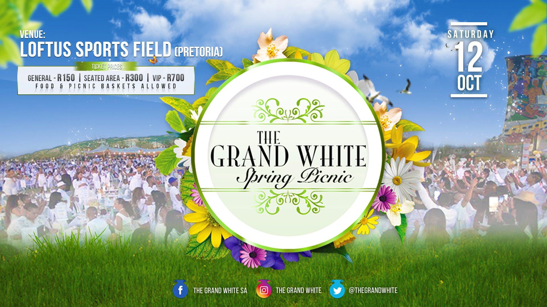 The Grand White Kimberley 2019